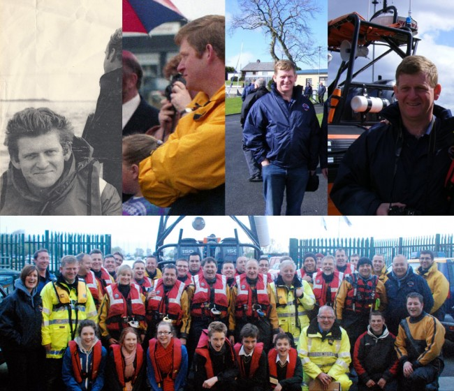 Jim McCann Lough Neagh Rescue