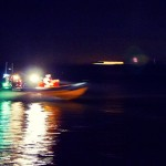 Lough Neagh Rescue Kinnego Lifeboat at Night