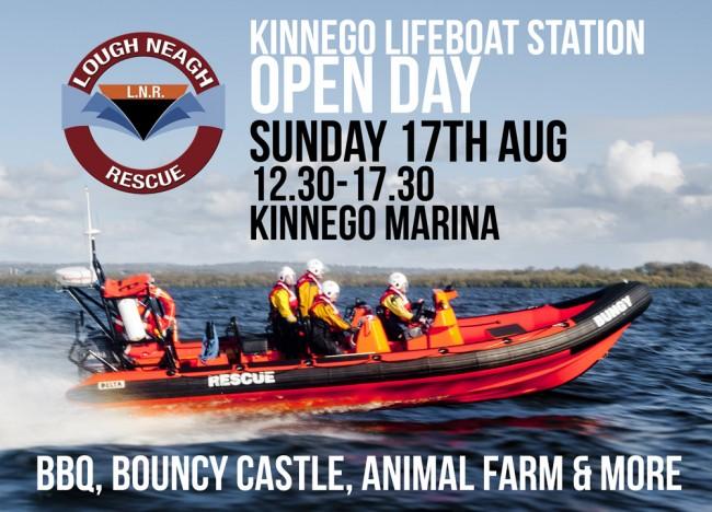 Kinnego Open Day